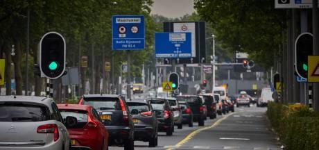 Rotterdam is het afgelopen jaar een stuk schoner geworden, ook dankzij corona