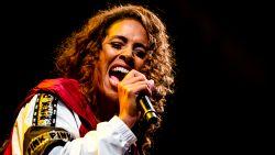 Helaas: Glennis Grace wint America's Got Talent niet