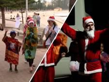 Video van de Dag | Zo vieren ze kerst in andere delen van de wereld: van doedelzak tot zonnebrand