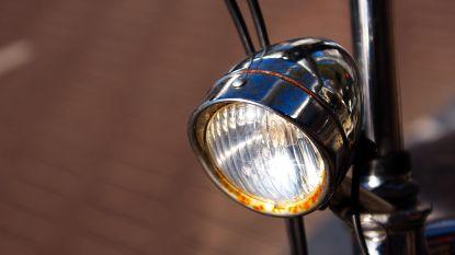 Scholieren vrij goed zichtbaar maar toch nog fietslichtzondaars