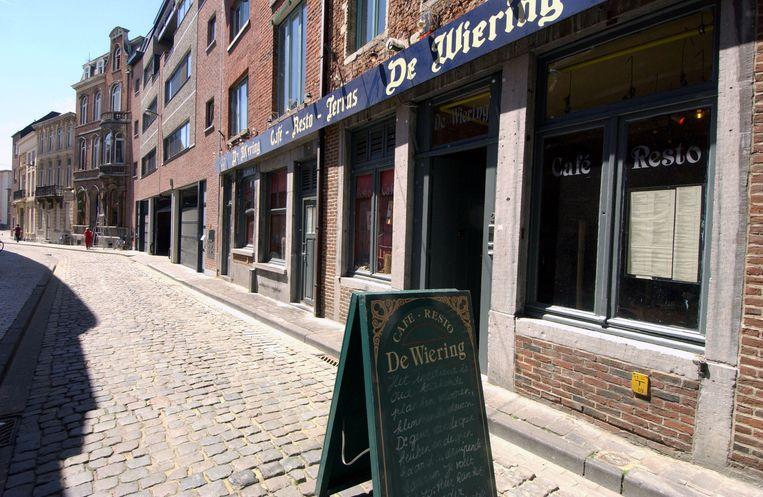 Het slachtoffer werd bestolen in de Wieringstraat.