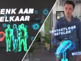 Jumbo gebruikt hologrammen: 'We denken dat dit meer de aandacht trekt'