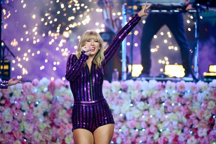 Taylor Swift était la star du concert du Prime Day d'Amazon le 10 juillet