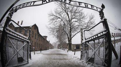 Geliefden ontmoeten elkaar 72 na hun bevrijding uit Auschwitz voor een laatste lied