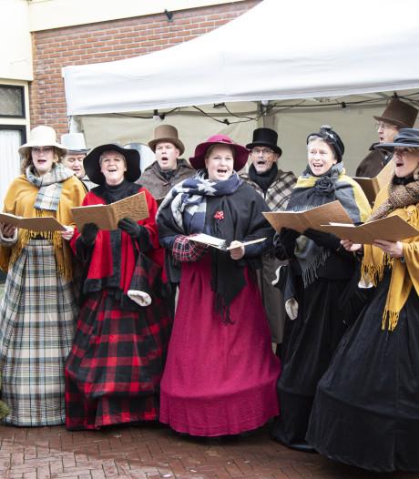 Dickens en ijs zorgen voor winters sfeertje in Rijssen