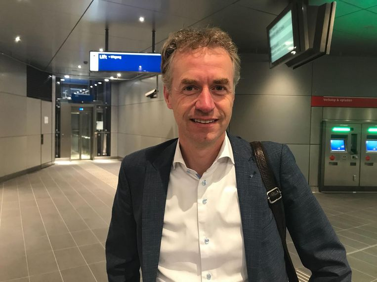 André Lensink Beeld Andrea Huntjens