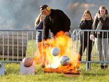 Carbidschieten mag wél, ondanks landelijk vuurwerkverbod