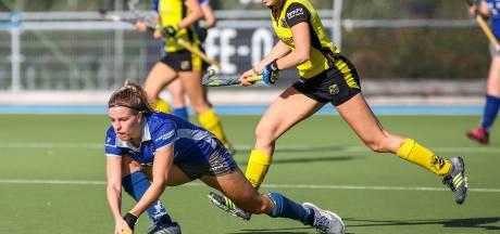 Hockeyclub Beuningen baalt: geen derby's in debuutjaar