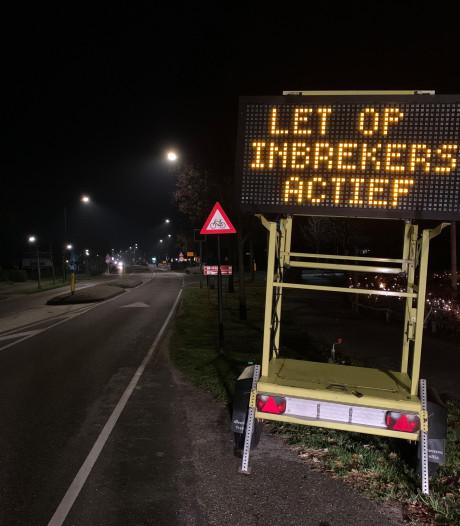 Hilvarenbeek roept inwoners op alert te zijn na inbraakgolf