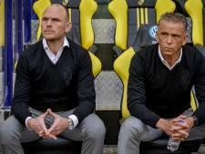 Oosting interim-trainer, Sturing wordt geen hoofdcoach bij Vitesse