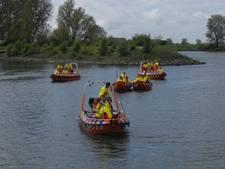 Geen doden en gewonden in overstromingsgebied, met dank aan Reddingsbrigade Nederland