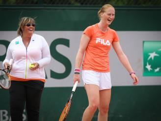 Kwartfinale Van Uytvanck heeft grote gevolgen voor haar coaches