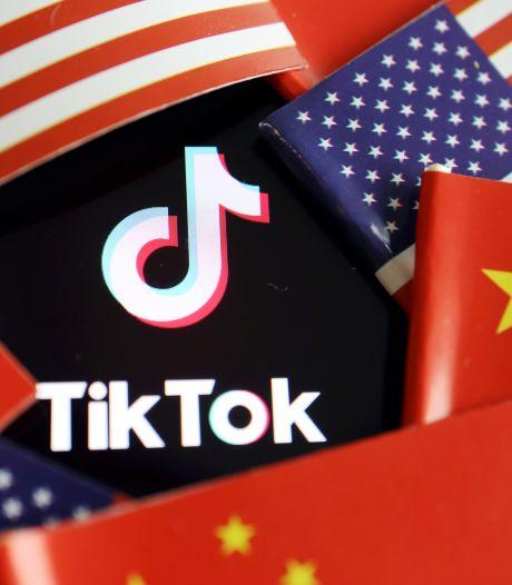 Koude Oorlog om populaire Chinese app TikTok: 'Facebook doet precies hetzelfde'