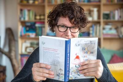 Na jeugdboeken rond incest en zelfmoord schrijft Tanneke uit Zwolle nu 'lief drakenboek'