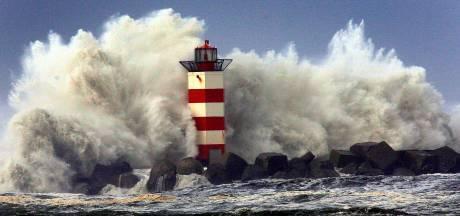 Waarschuwing stormvloed Duitse kust: waterpeil kan anderhalve meter stijgen