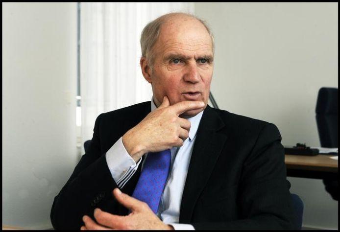 Burgemeester Gerd Prick.foto Do Visser/De Gelderlander