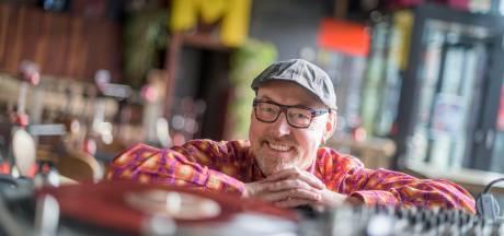 DJ Dr. Anders uit Enschede is verslaafd aan vinyl