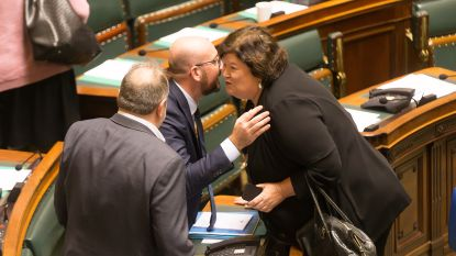 LIVE: Parlement houdt cruciale stemming over minderheidsregering Michel II