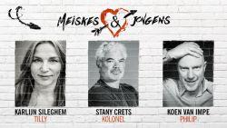 Verrassend: Stany Crets na 8 jaar terug op de planken