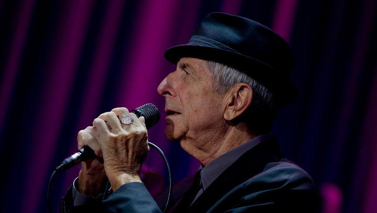 Leonard Cohen Beeld anp