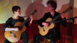 Klassiek gitaarconcert in kerk van Bouwel