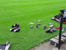 Spelers Willem II slaan raad in de wind