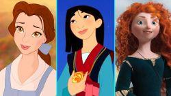 Disneyprinsessen missen een lichaamsdeel, en je hebt het vast nog nooit gemerkt