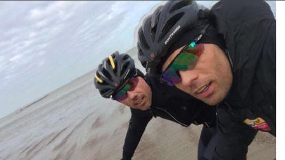 """Nys klaar voor loodzware mountainbiketocht door Zuid-Afrika: """"Het grootste probleem wordt Sven Vanthourenhout"""""""