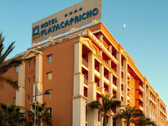 Hotel Playacapricho in Roquetas de Mar