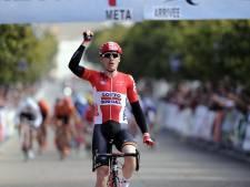 Ligthart sprint naar tweede plaats in Ronde van de Fjorden
