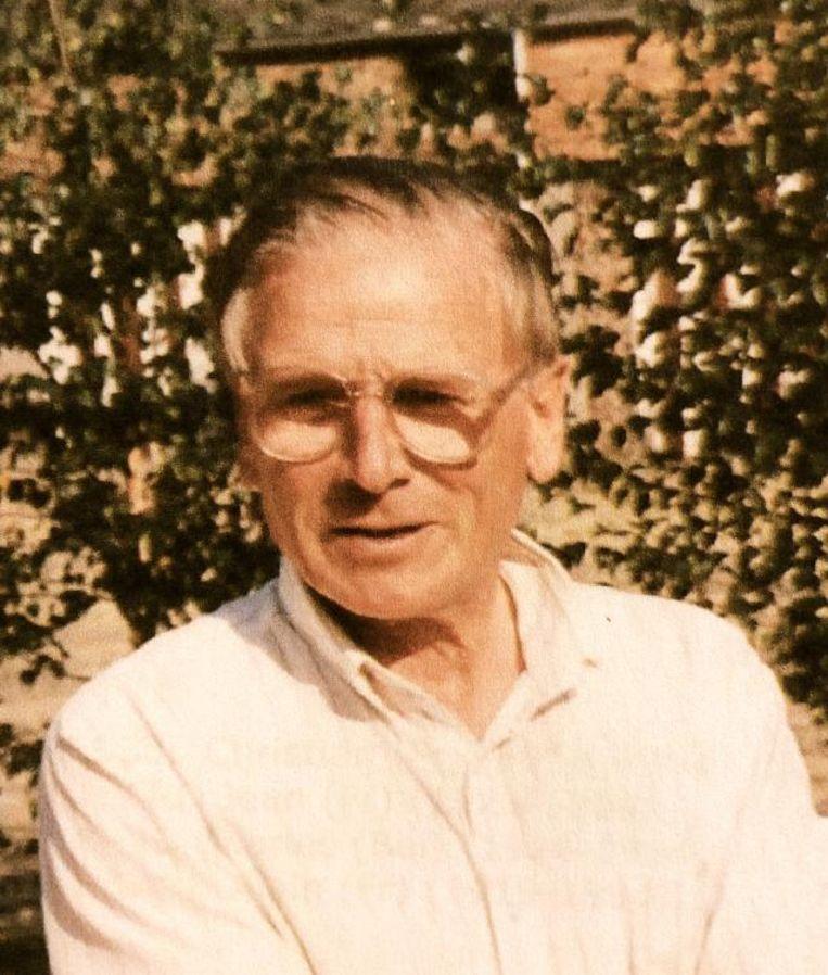 De Antwerpse pater Charles Deckers