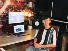 Rijssense dj Yoran (20) gaat zijn eigen concurrenten opleiden: 'Maar ben niet bang voor ze'