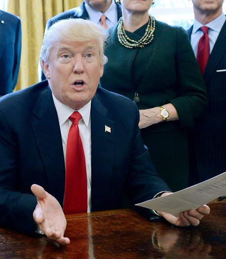 Trump en veiligheidsdienst in de clinch over onderzoek naar inreisverbod