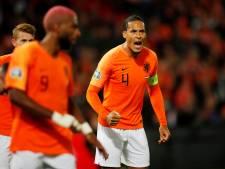 Oranje op Rapport: Onbetwiste leider Van Dijk neemt Oranje bij de hand