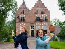 Zussen hebben plan met moeders kasteel in Heerde