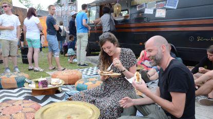 Tweede BerreFOODS foodtruckfestival aan Pastoriepark op 29 juni