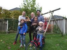 Familie Sanchez uit Delden krijgt duurzaamheidscompliment