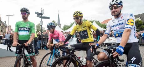 Val Carapaz: 'Wielrenner reed in Etten-Leur zonder toestemming van zijn ploeg'