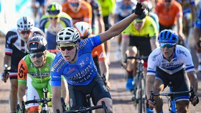 KOERS KORT (3/08). Opnieuw prijs voor Veranda's Willems-Crelan in Denemarken: Merlier sprint naar zege, Van Aert blijft leider