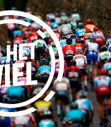 Podcast: Over drie weken Giro, Bauke in de Ronde van Vlaanderen en een aanslag van Vino