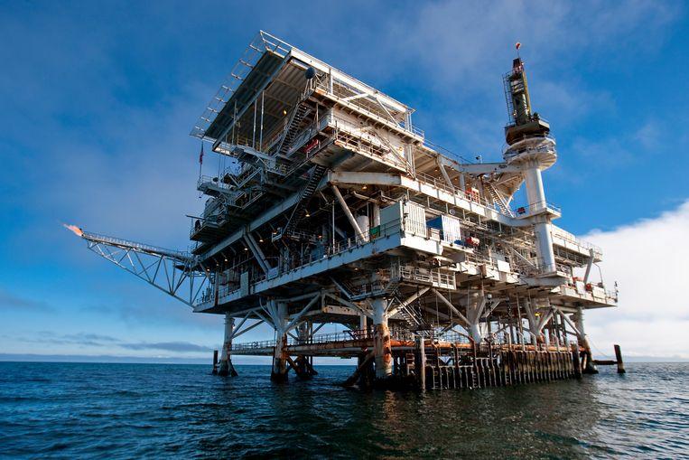 'Als de olieprijs daalt komt de hele Boreilse bevolking zonder werk te zitten.' Beeld Bloomberg via Getty Images