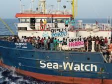 'Illegale migranten Sea-Watch vanavond alsnog aan land bij Lampedusa'
