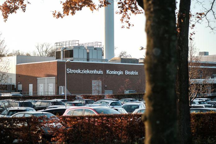 Het Winterswijkse ziekenhuis SKB.