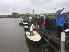 Fluisterbootjes bij De Westlandse Druif