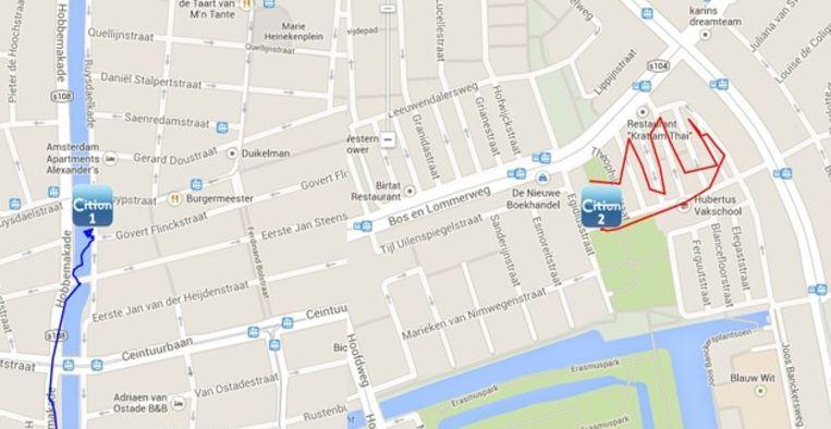 piratenpartij amsterdam plaatst gps-trackers onder scanauto's van
