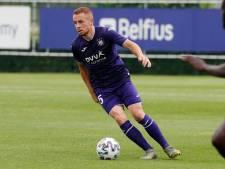 Un Anderlecht remanié se défait du RWDM, Trebel retrouve le chemin des filets