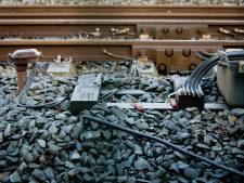 Vier maanden cel voor diefstal van koper langs spoor in Schiedam