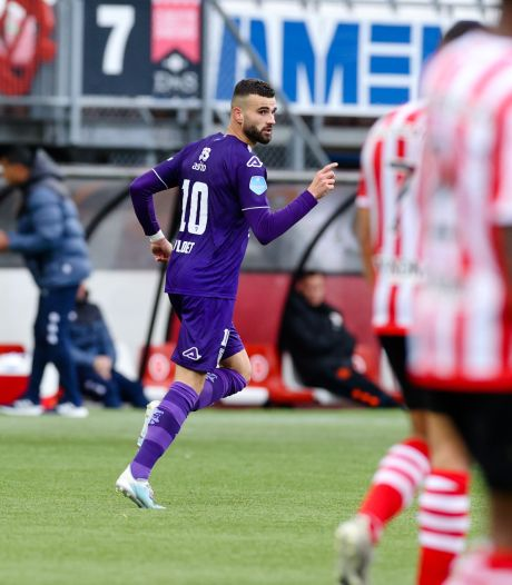 Heracles-speler Rai Vloet na remise in Rotterdam: 'Wij zijn beter dan Sparta en RKC'