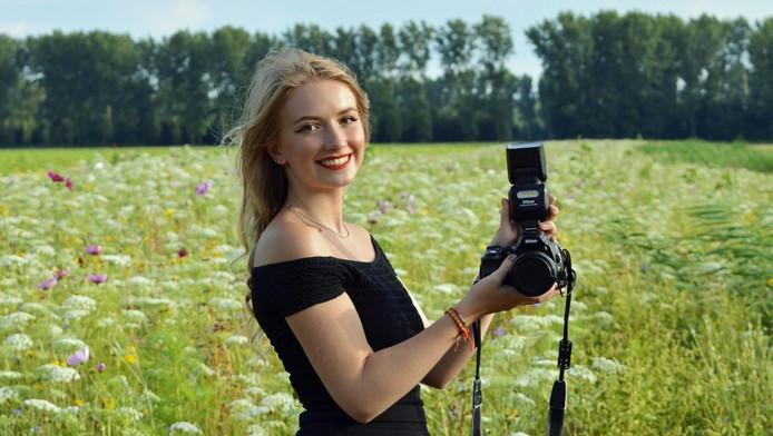 """Gaby Post maakte haar ultieme plaatje van de damherten: """"Deze foto wilde ik al zo lang maken."""""""
