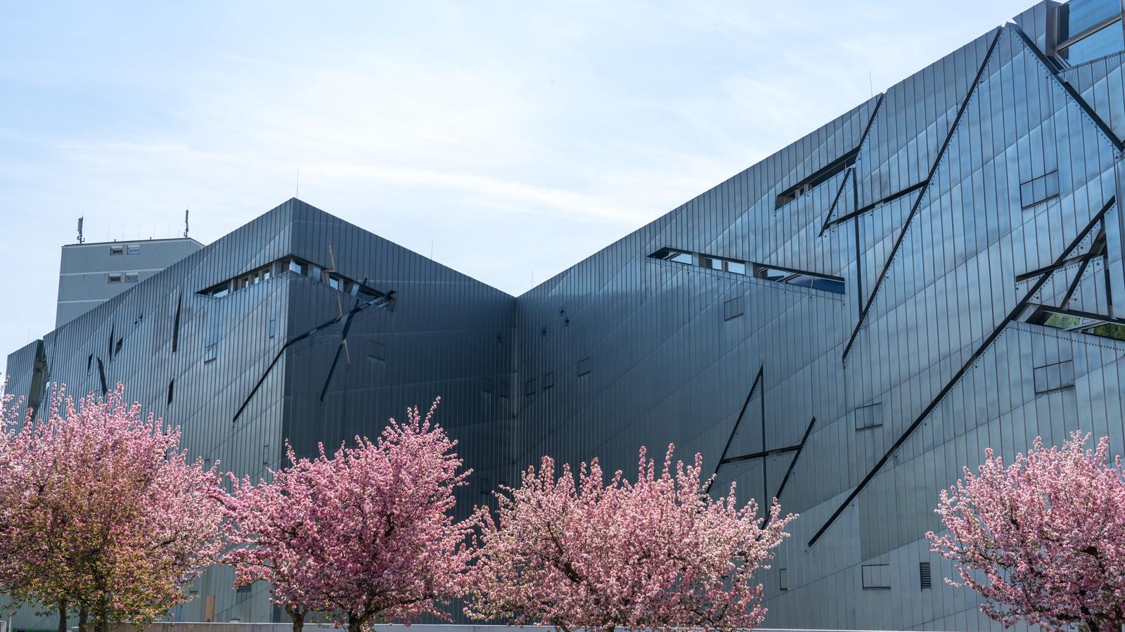 Het Joods Museum in Berlijn.